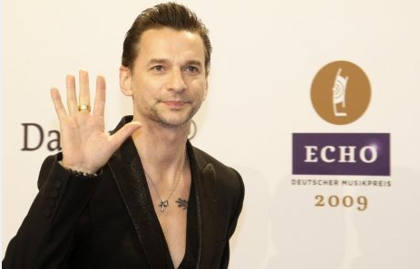 Dave Gahan en los Echo Awards 2009