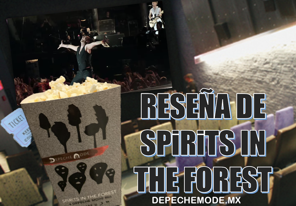 resena spirits in the forest depeche mexico